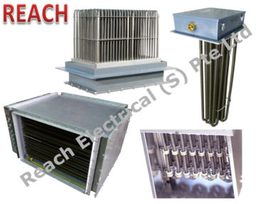 HVAC Electrical Duct Heaters
