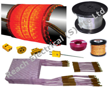 Ceramic Pad Heaters and Components