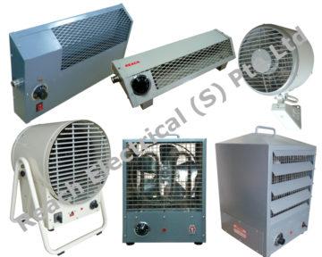 Hot Air Blower & Comfort Heating