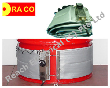 RACO - Fibreglass Mat Drum Heater