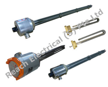 Screw-In Immersion Heater