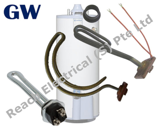 Hot Water Heater Element Reach Electrical