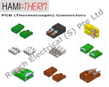 HAMITHERM PCB Connectors