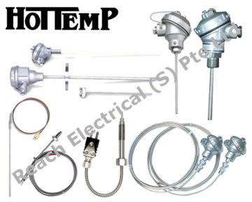 HOTTEMP Thermocouple Sensors