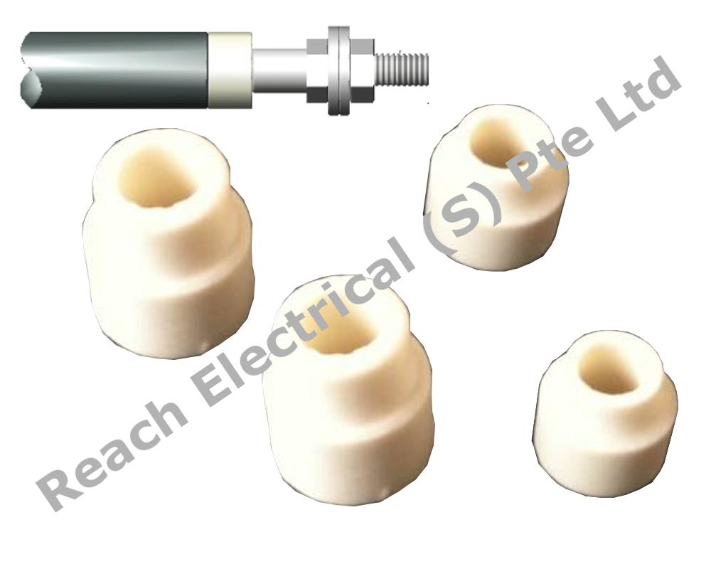 Tubular Heater Ceramic End Seal Reach Electrical