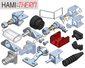 HAMITHERM Standard Thermocouple Connector Accessories